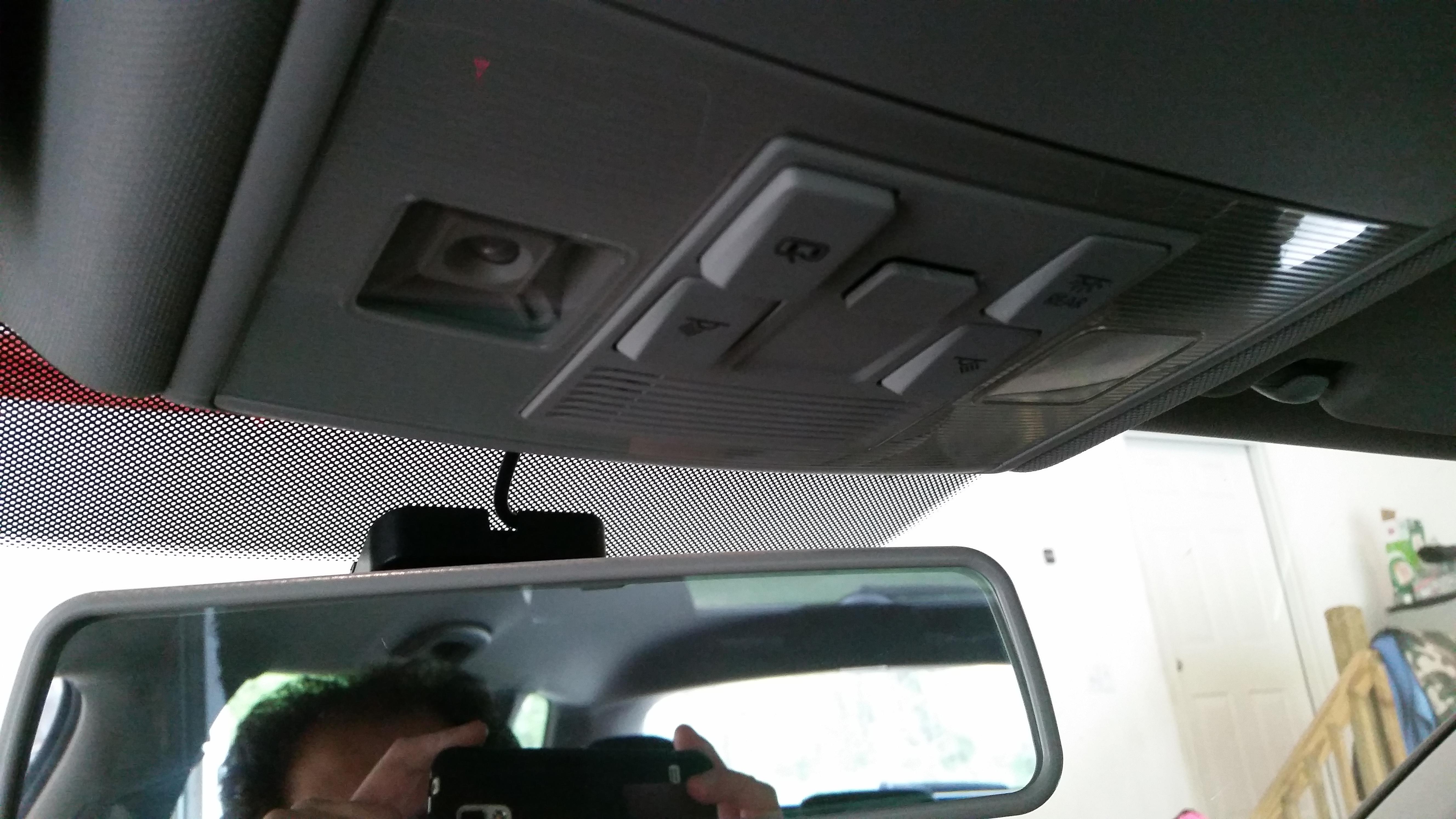 Adding Garage Door Controls To An Alltrack… – Cut by Caschy